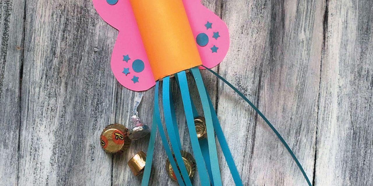 DIY Windsock Pinata Idea