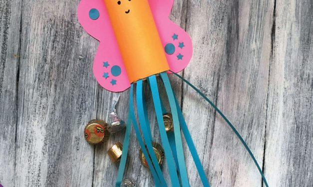 DIY Windsock Pinata Idea