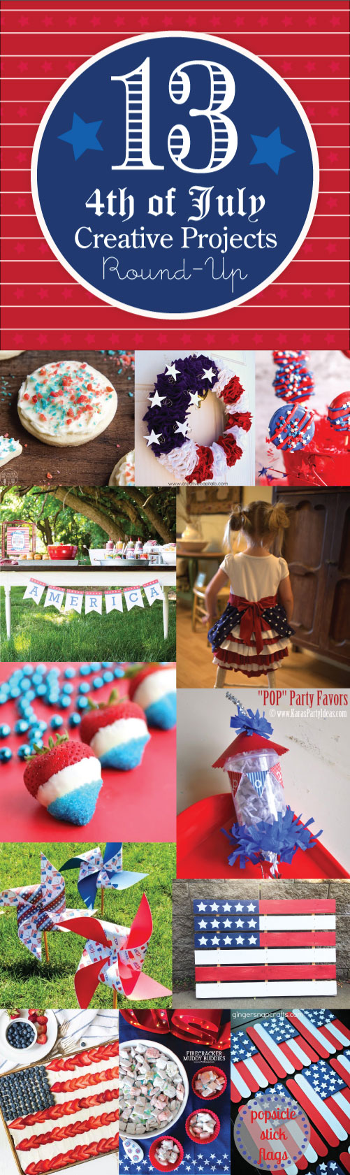 Fourth of July DIY Projects