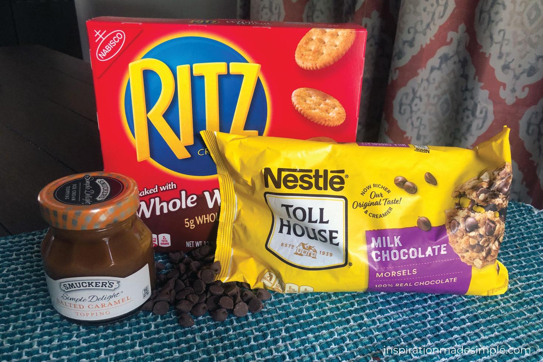 Ritz Cracker Cookie Recipe