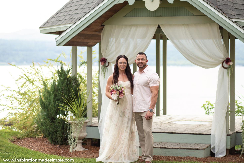 Wedding Gazebo at An Affair by the Lake