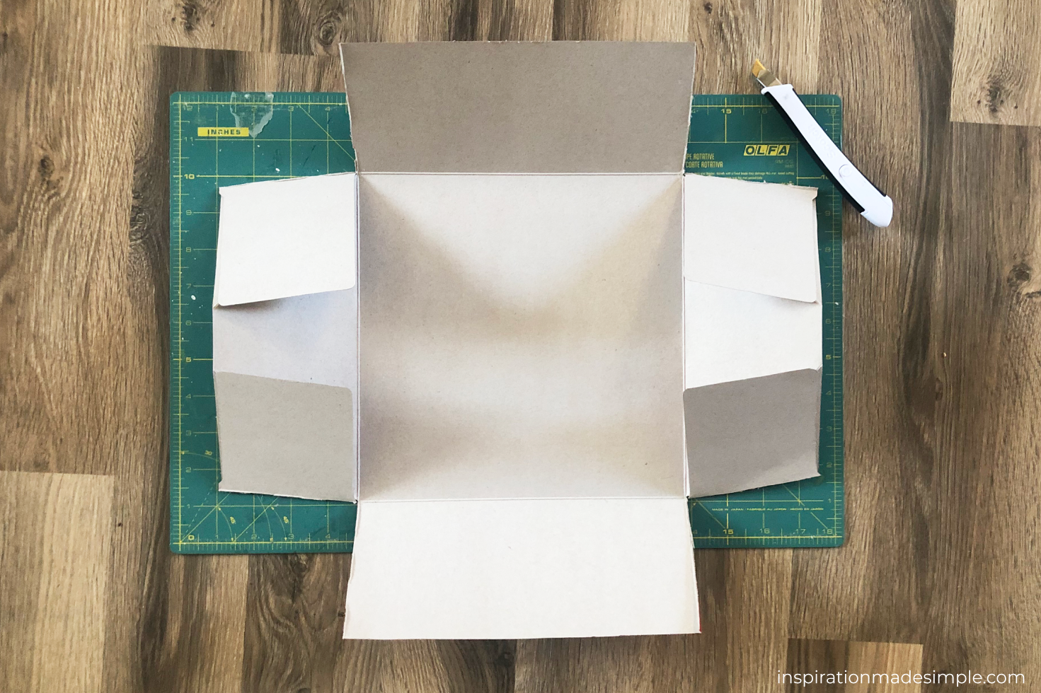 DIY Explosion Box - A fun teen gift idea