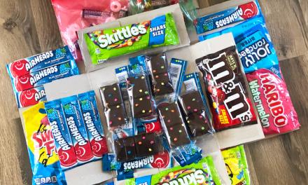 DIY Snack Explosion Box