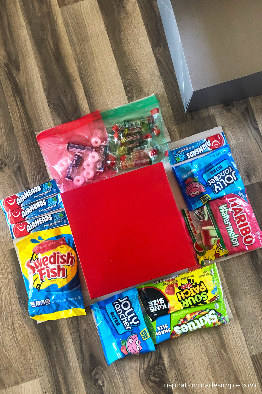 Candy Box Gift