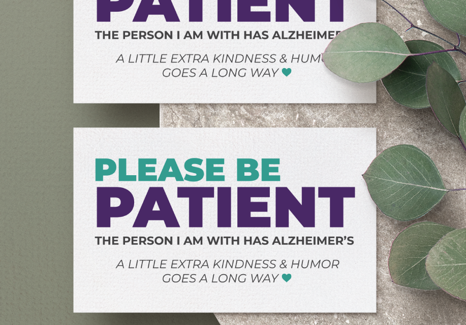 Alzheimer's Cards