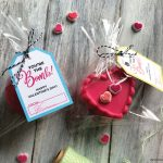 You're the Bomb Valentine Printable Tag