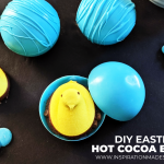 Easter Hot Cocoa Bombs