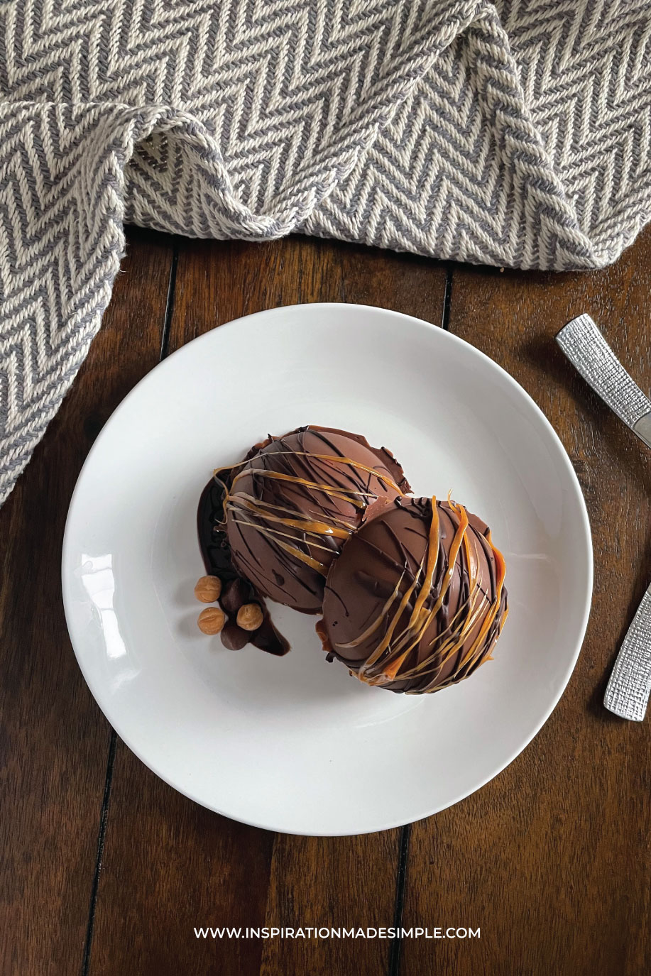 Chocolate and Ice Cream Dome