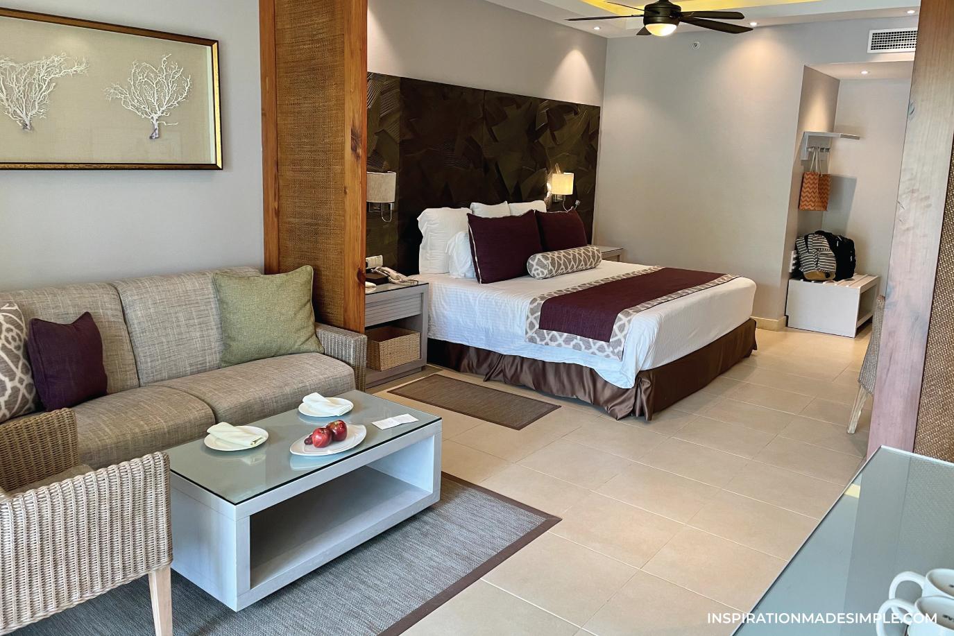 Preferred Swimup Suite at Dreams Royal Beach