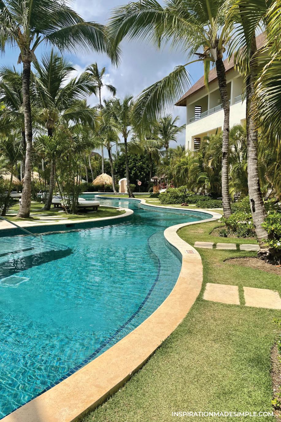 Preferred Pool at Dreams Royal Beach Punta Cana