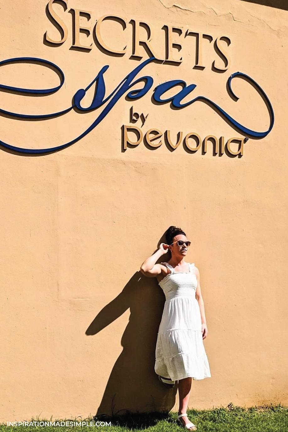 Spa at Dreams Royal Beach, Punta Cana