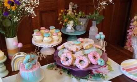 Donut Themed Baby Shower